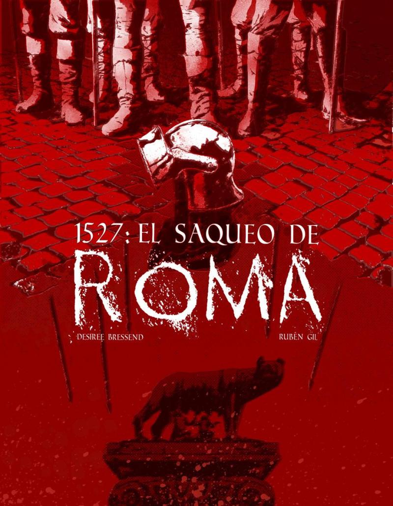 Saqueo Roma (7)