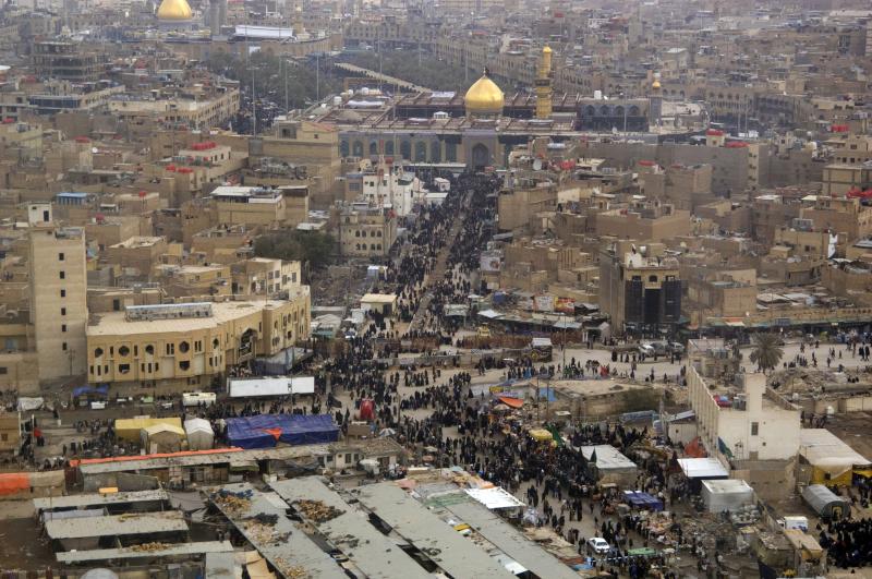 Karbala _Iraq