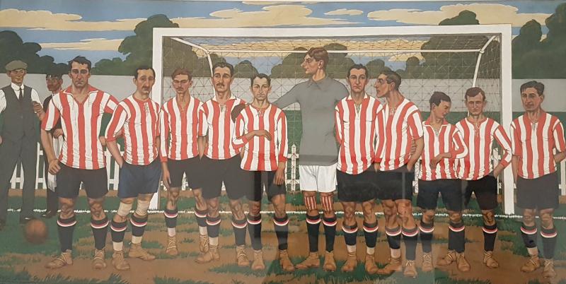 Athletic Club_José Arrue (1915)