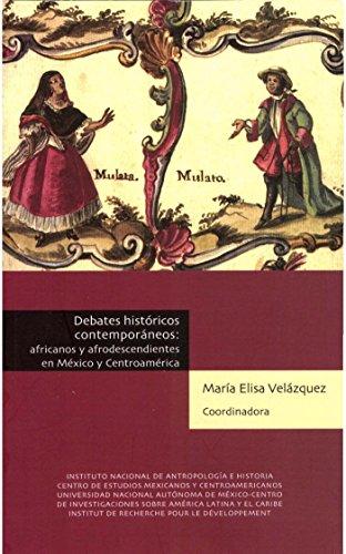 Afrodescendientes méxico libro