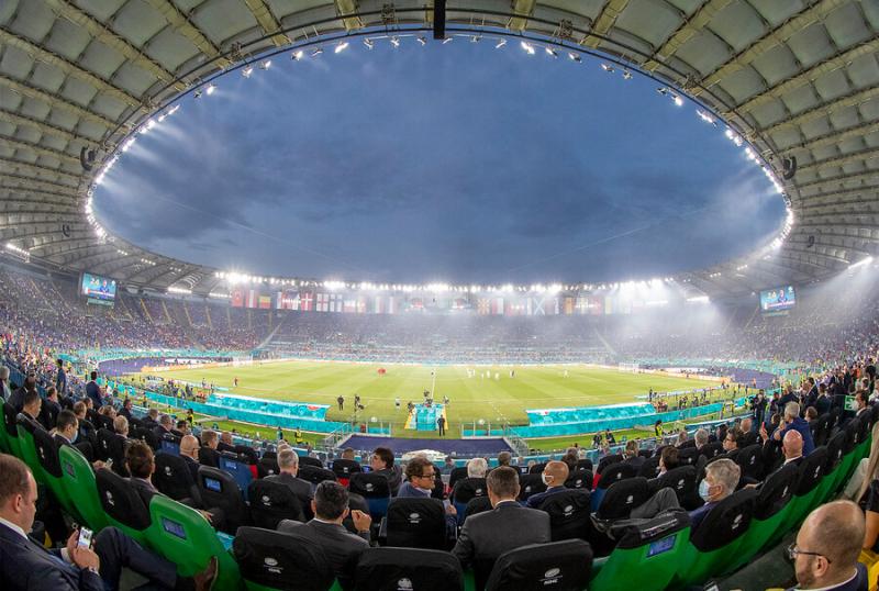 Estadio de Roma