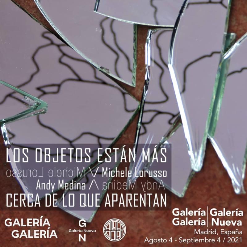 Cartel galeria nueva