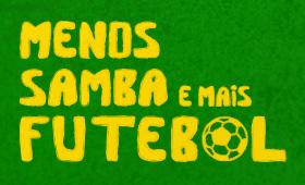 Bio Menos samba e máis futebol
