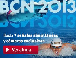 Mundial de Natación 2013