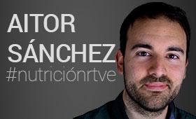 Bio El blog de Aitor Sánchez #NutriciónRTVE